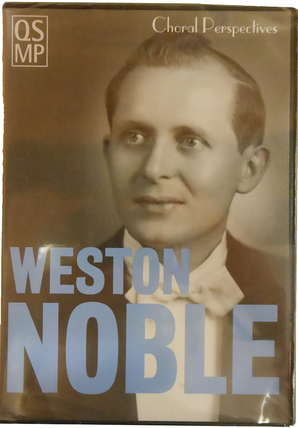 Weston Noble Dvd