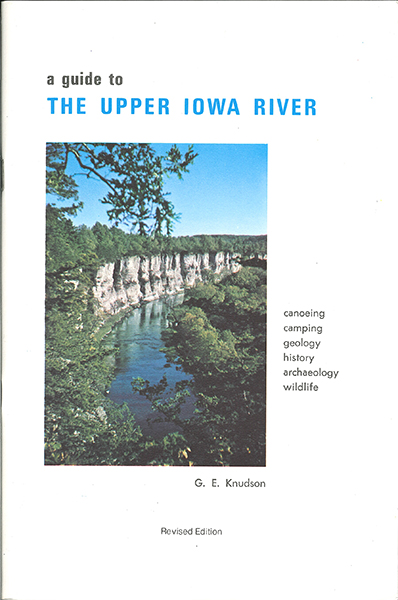 Guide To The Upper Iowa River