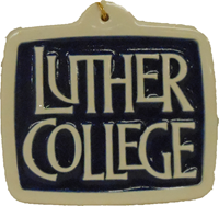 Luther College Deneen Ceramic Oranment