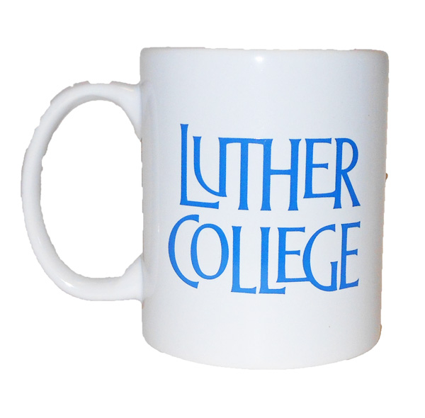 Mug Luther Logo Blue