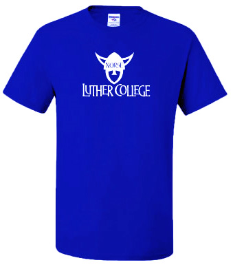 Norsehead Luther College Tee