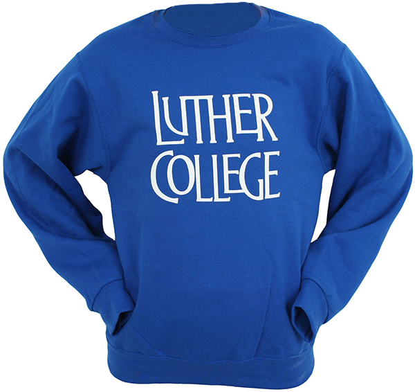 Crew Luther Letters Logo