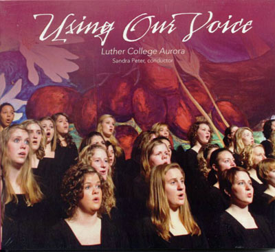 Using Our Voice Cd
