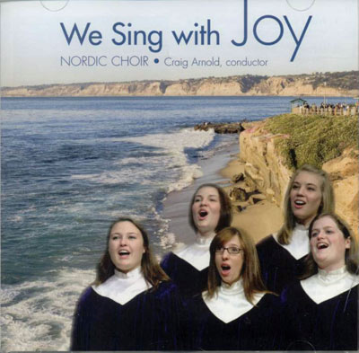 We Sing With Joy Cd