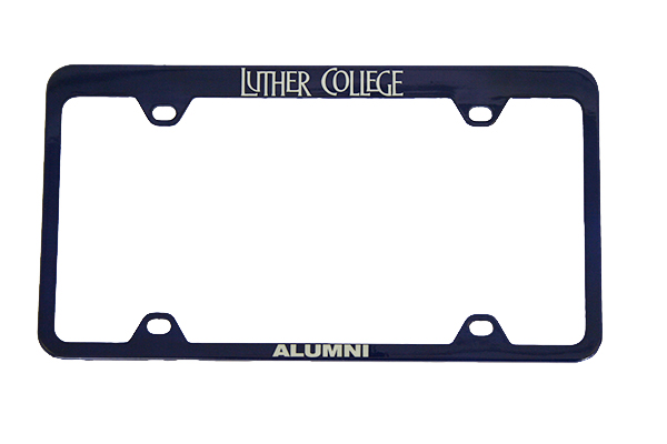 Auto License Plate Frame Alumni (SKU 1023260625)