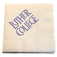 Napkins Luther College