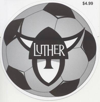 Decal Sport Soccer
