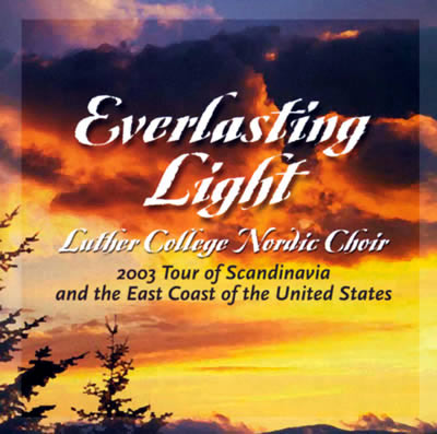 Everlasting Light Cd (SKU 1025918456)