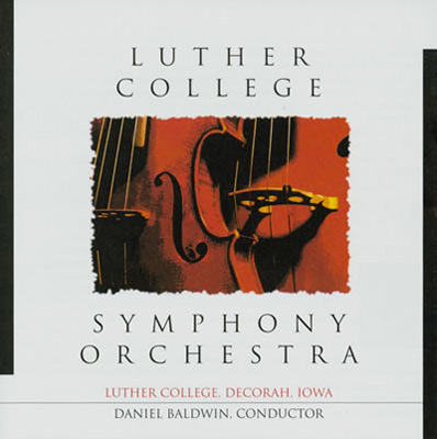 Luther College Symphony Orchestra (SKU 1025928353)