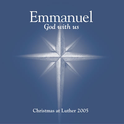 Christmas At Luther 2005 Cd