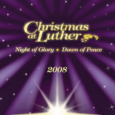 Christmas At Luther 2008 CD