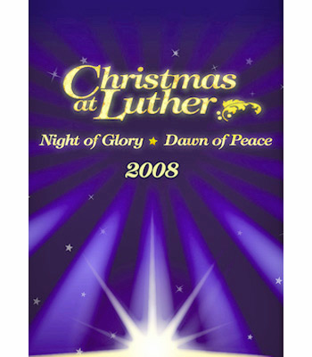 Christmas At Luther 2008 Dvd