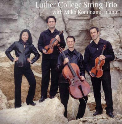 Luther College String Trio Cd