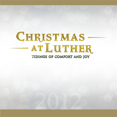 Christmas At Luther 2012 Cd