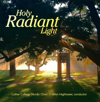 Holy Radiant Light Cd