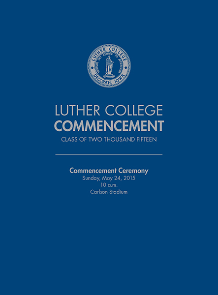 Commencement Dvd 2014