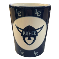 Shot Glass Luther Norse With Lc In Background