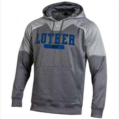 Hood Under Armour Limitless Gray