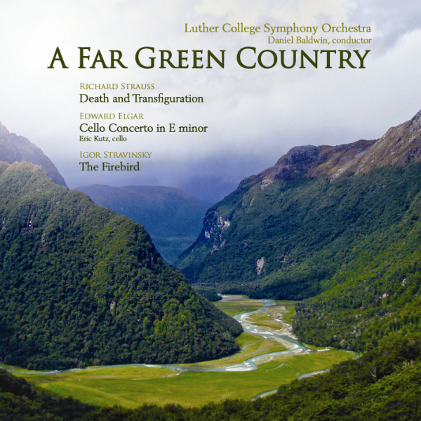 A Far Green Country Cd