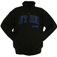 FULL ZIP LUTHER ALUMNI
