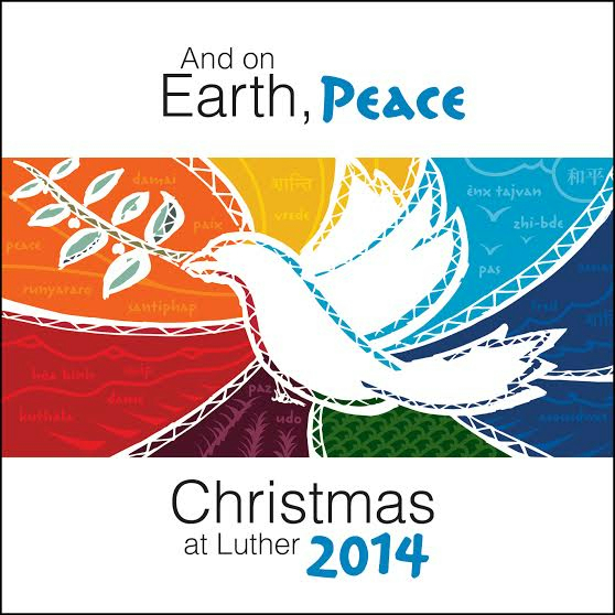 *Christmas At Luther 2014 Cd