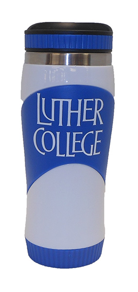 Travel Tumbler Stainless Steel Luther College