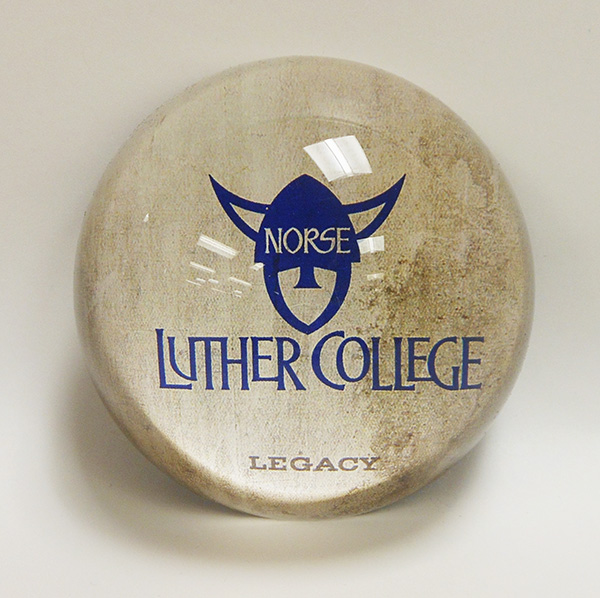 Domed Luther Paperweight