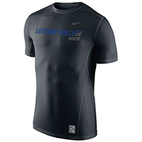 NIKE HYPERCOOL TEE LUTHER COLLEGE OVER NORSE