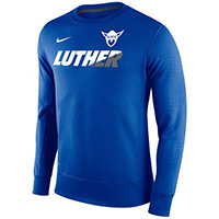 NIKE CREW PERFORMANCE SLANTED LUTHER