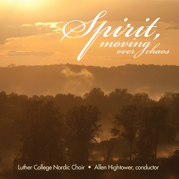 Spirit Moving Over Chaos Cd