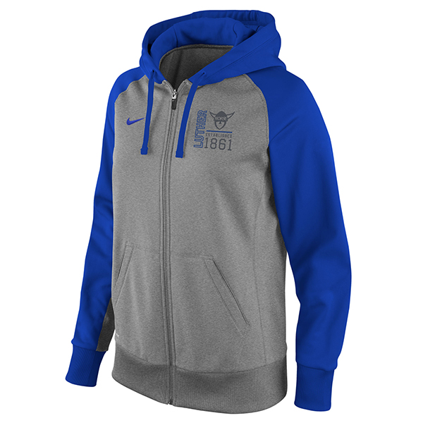 FULL ZIP THERMA-FIT NIKE HOODY