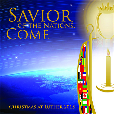 *Christmas At Luther 2015 Cd