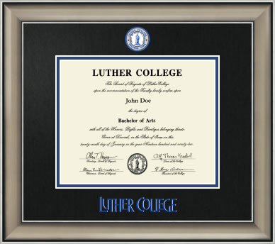 Dimension College Seal Frame
