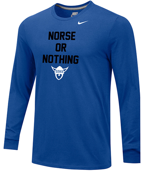 Long Sleeve Nike Norse Or Nothing