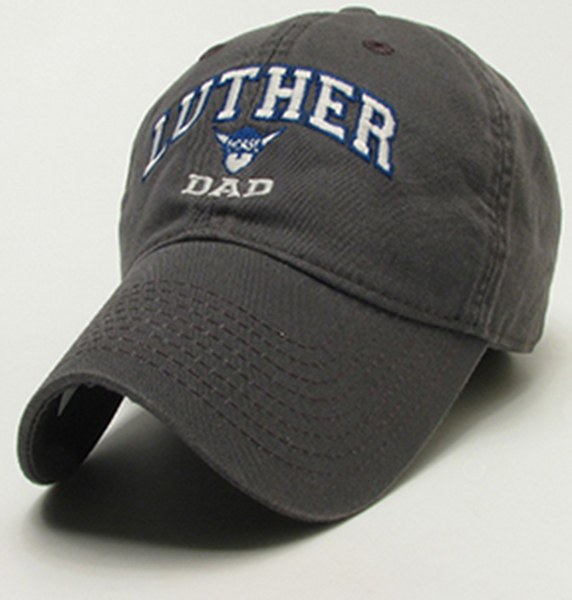 Cap Arched Luther Over Dad