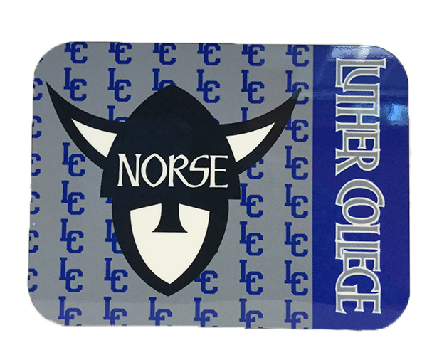 Magnet Norse Head Lc Luther College