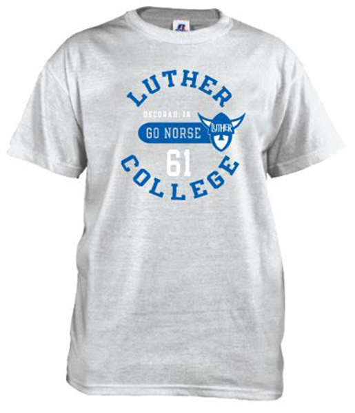Luther College Go Norse Tee