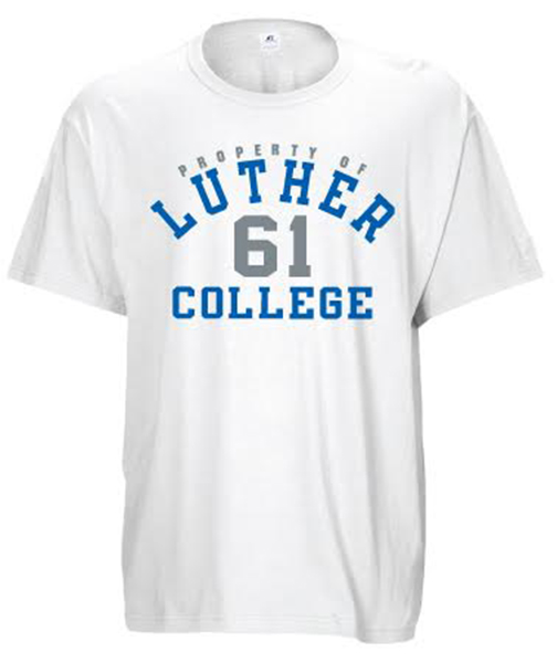 Luther 61 College Tee