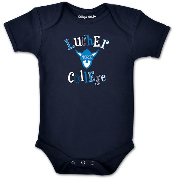 Infant Onesie Luther College