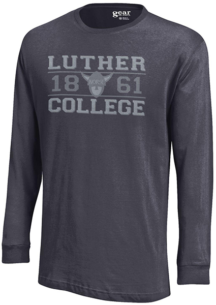 Luther College 1861 Long Sleeve Tee (SKU 1040529128)