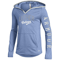 UNDER ARMOUR LUTHER COLLEGE HOOD