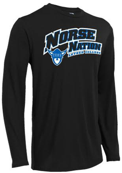 Norse Nation Luther College Tee