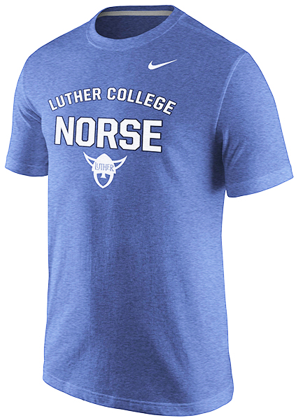 Nike Luther College Over Norsehead Tee