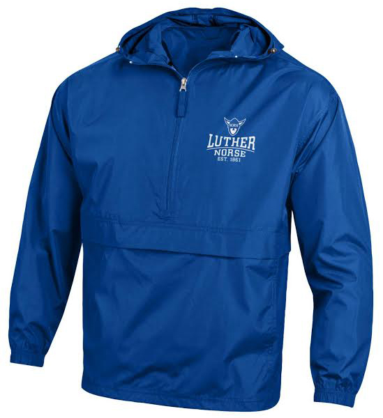 LUTHER COLLEGE WINDBREAKER