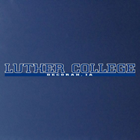 Decal - Luther College Decorah Ia