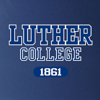 Luther College Over 1861 Decal
