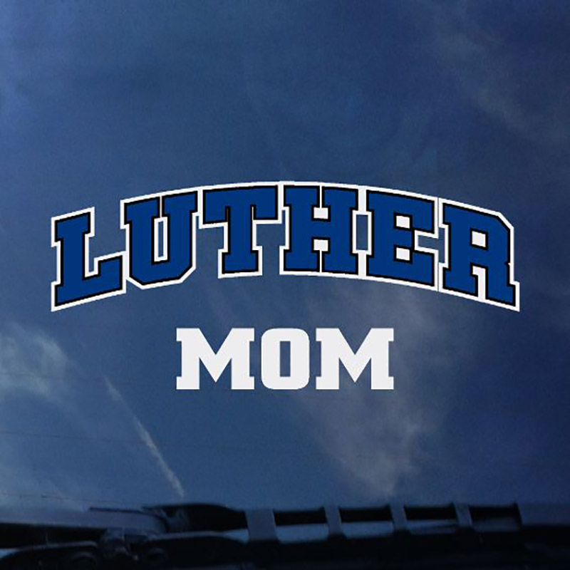 Luther Mom Auto Decal (SKU 1041407125)