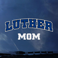 Luther Mom Auto Decal