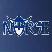 Norsehead In Norse Decal