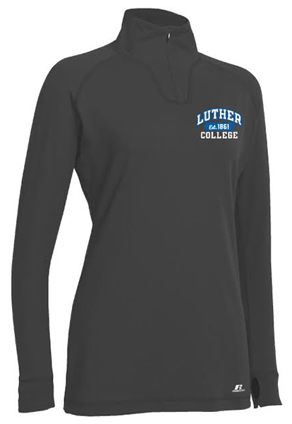 1/4 Zip Luther Arched Over 1861 College